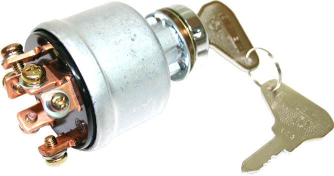 universal preheat type ignition switch